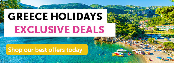 Greece holiday deals
