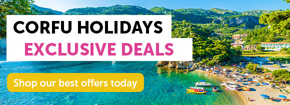 Corfu holiday deals
