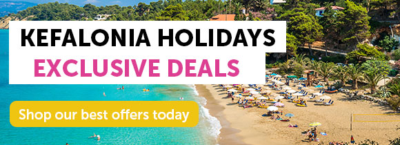Kefalonia holiday deals