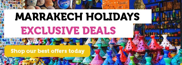 Marrakech holiday deals