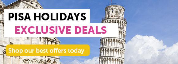 Pisa holiday deals