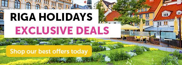 Riga holiday deals