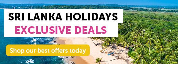 Sri Lanka holiday deals