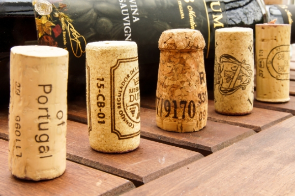 A collection of Portugal's world famous cork