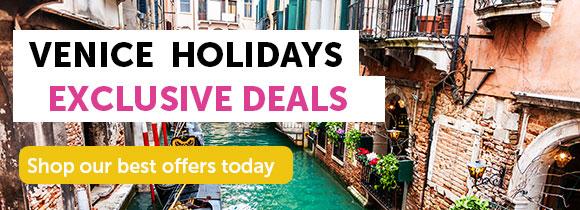 Venice holiday deals