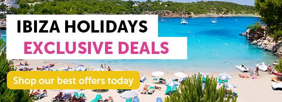 Ibiza holiday deals