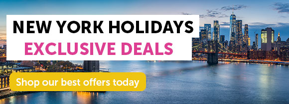 New York holiday deals