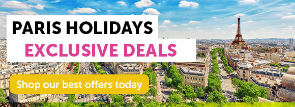 Paris holiday deals