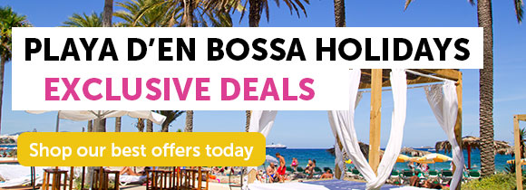 Playa D'en bossa holiday deals