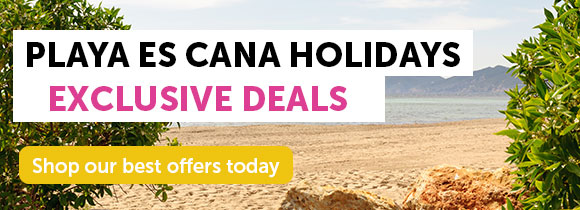 Playa Es Cana holiday deals