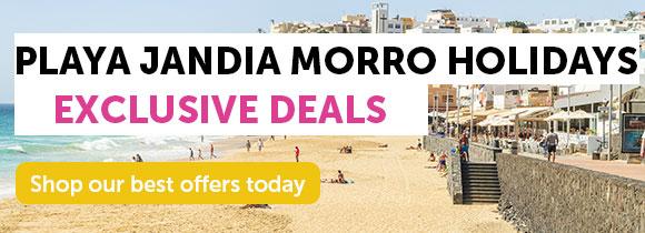 Playa Jandia Morro Holiday Deals