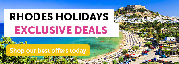 Rhodes holiday deals
