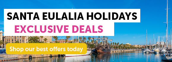 Santa Eulalia holiday deals