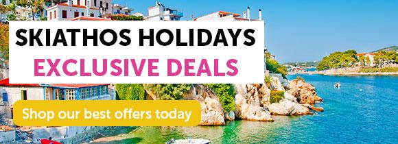 Skiathos holiday deals