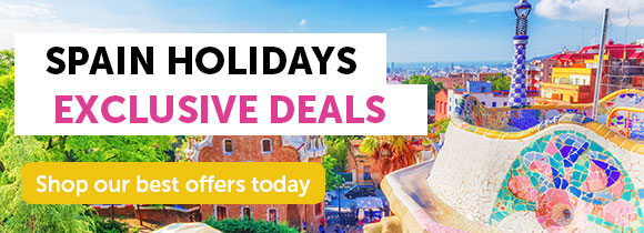 Spain holiday deals