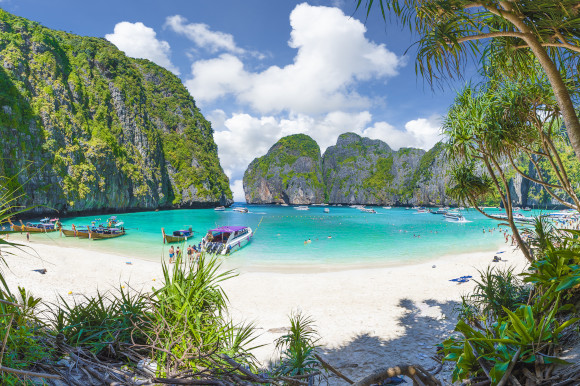 The 8 Best Beaches In The World Broadway Travel