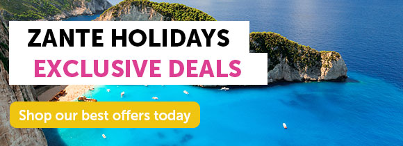 Zante Holiday Deals
