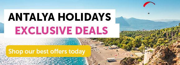 Antalya holiday deals