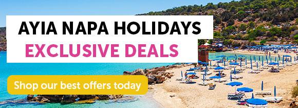 Ayia Napa Holiday Deals