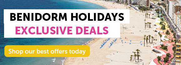 Benidorm holiday deals