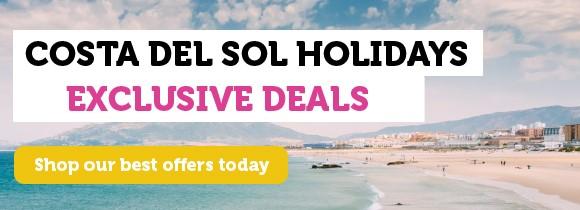 Costa Del Sol holiday deals
