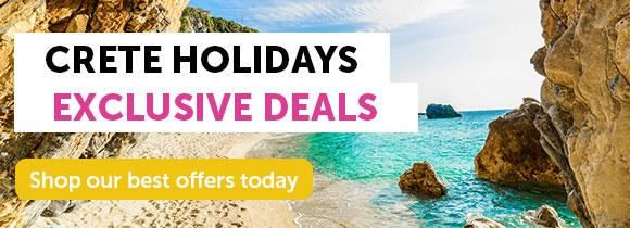 Crete holiday deals