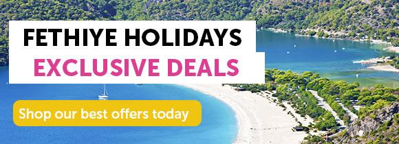 Fethiye holiday deals