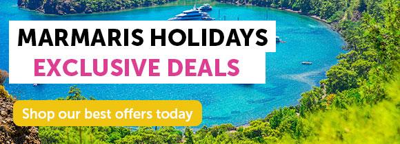 Marmaris holiday deals