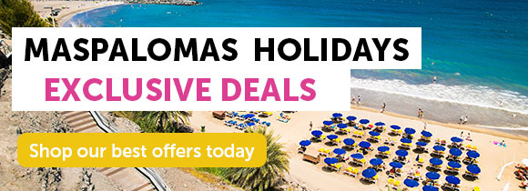 Maspalomas holiday deals