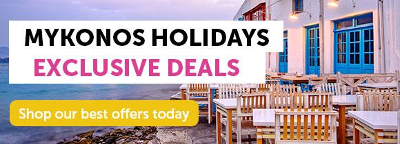 Mykonos holiday deals