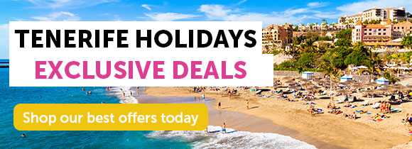 Tenerife holiday deals