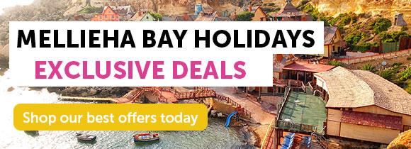 Mellieha holiday deals