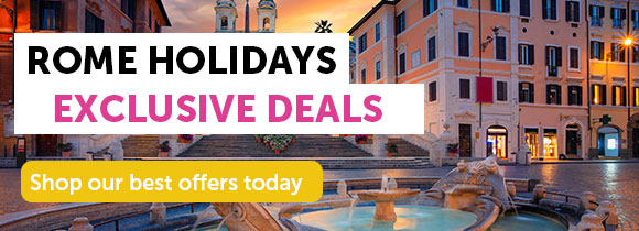 Rome holiday deals