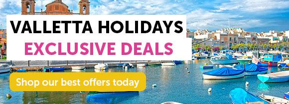 Valletta holiday deals