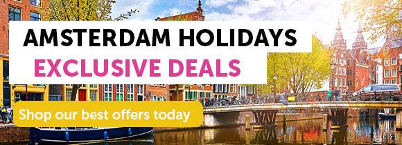 Amsterdam holiday deals