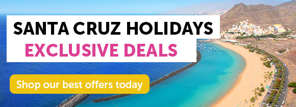 Santa Cruz holiday deals