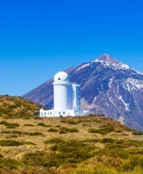 Astronomical Teide Observatory