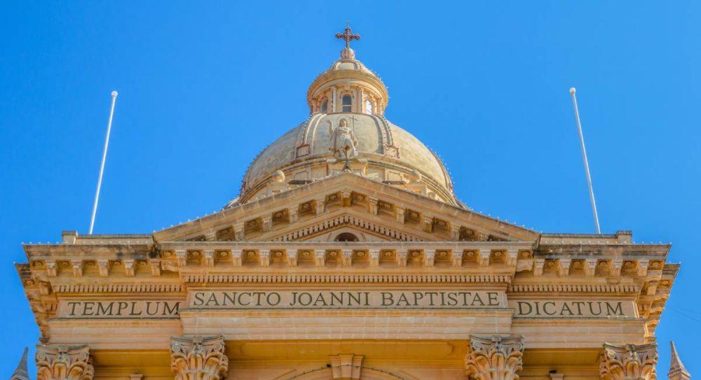 Beautiful architecture in Malta