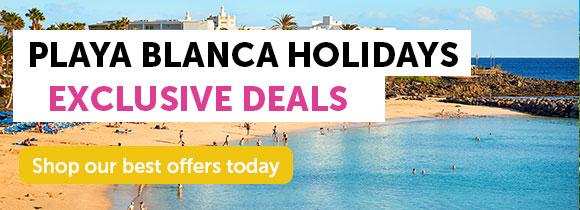 Playa Blanca holiday deals