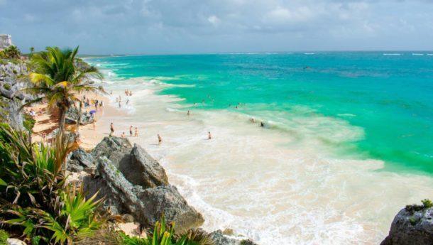 Playa Paraíso, Tulum, Quintana Roo