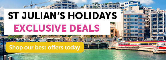 St Julians holiday deals