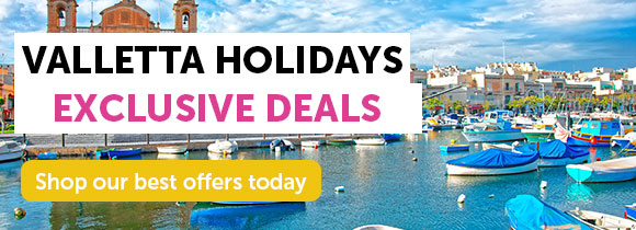 Valletta holiday deals