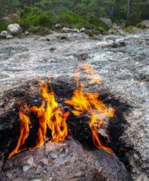 Flames of Yanartas