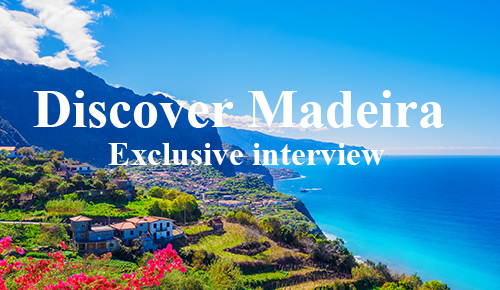 Interview with Madeira promotion bureau