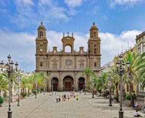 Las Palmas De Gran Canaria - Kathedrale Santa Ana - Vegueta