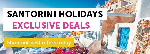 Santorini holiday deals