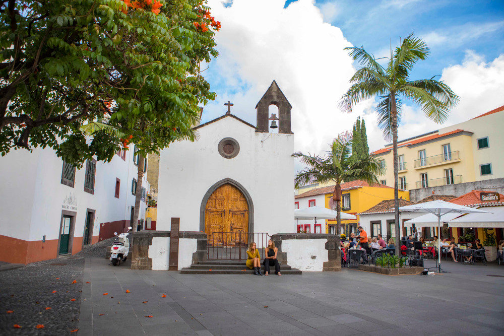 Madeira Church in Funchal