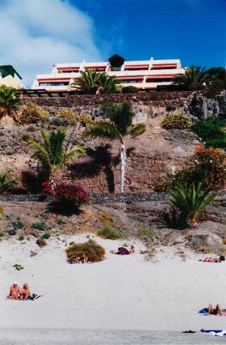 Spain Canary Islands Fuerteventura Playa Jandia Morro Jable