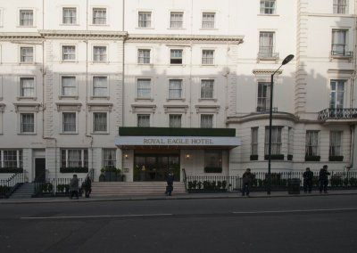 Royal Eagle Hotel London | Holidays to United Kingdom