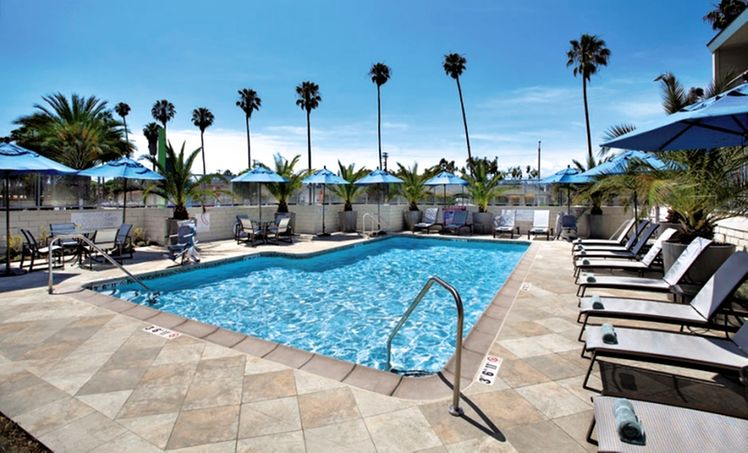 hilton garden inn marina del rey los angeles holidays to california broadway travel - Hilton Garden Inn Marina Del Rey